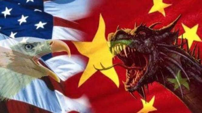 """Giáo sưL]u Triệu Giai, Ủy viên Chính Hiệp Trung Quốc cho rằng: """"Ông Biden nắm quyền, cục diện 'Trung – Mỹ tất có chiến tranh' sẽ không thay đổi!"""" (Ảnh: Dwnews)."""