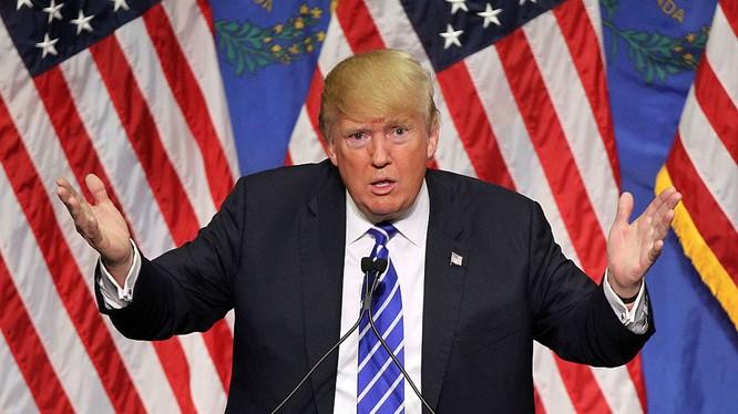 Tổng thống Trump sẽ tiếp tục đẩy mạnh các biện pháp chống Trung Quốc trong thời gian còn ở lại Nhà Trắng (Ảnh: Getty).