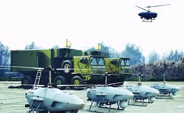 Máy bay không người lái Golden Eagle CR-500 do NORINCO phát triển đã hoàn thành thành việc nghiệm thu và bàn giao (Ảnh: Dongfang).