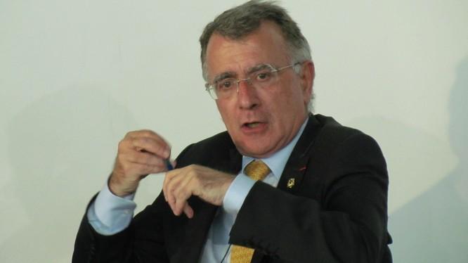 Đại sứ EU tại Trung Quốc Nicolas Chapuis: EU và Mỹ cần hợp sức để chống lại chính sách ngoại giao ép buộc của Trung Quốc và nói không với ngoại giao kiểu Chiến Lang (Ảnh: Wiki)