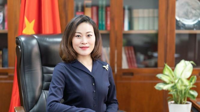 Bà Hầu Diễm Kỳ, Đại sứ Trung Quốc tại Nepal, người bị cho là có liên quan đến bất ổn chính trị hiện nay ở Nepal (Ảnh: Dwnews).