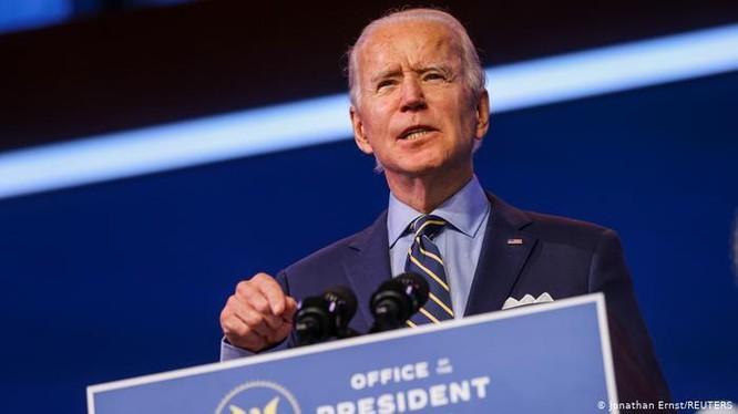Ông Joe Biden tuyên bố Mỹ và các đồng minh sẽ thành lập một liên minh để chống các hành động vi phạm của Trung Quốc (Ảnh: Reuters)