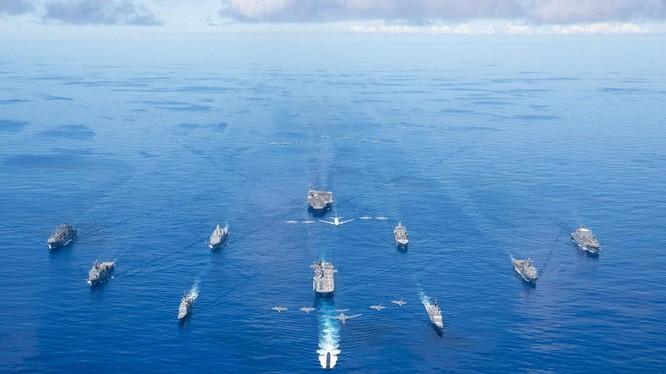 Đại đa số các nhà lãnh đạo quan điểm của hai đảng Cộng hòa và Dân chủ ở Mỹ đều ủng hộ đưa quân giúp bảo vệ Đài Loan nếu bị tấn công (Ảnh: Dwnews).