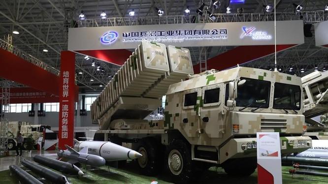 Nhiều học giả và các trường đại học Anh bị điều tra vì làm ăn với Tập đoàn vũ khí CNCG của Trung Quốc (Ảnh: Sina).
