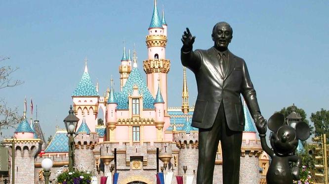 Walt Disney trở thành một huyền thoại trong làng giải trí thế giới với kỉ lục 22 giải Oscar (Ảnh: Reuters).