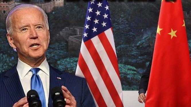 Ông Joe Biden cho thấy sẽ tiếp tục chính sách cứng rắn đối với Trung Quốc của chính quyền Donald Trump (Ảnh: Dongfang).