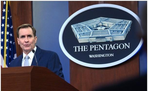 Người phát ngôn Bộ Quốc phòng John Kirby: Mỹ ủng hộ chủ quyền của Nhật Bản tại quần đảo Senkaku/Điếu Ngư (Ảnh: Dongfang).