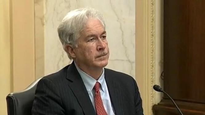 Giám đốc đề cử CIA William Burns bày tỏ lập trường cứng rắn với Trung Quốc khi điều trần tại Ủy ban Quốc phòng Thượng viện Mỹ (Ảnh: Đông Phương).