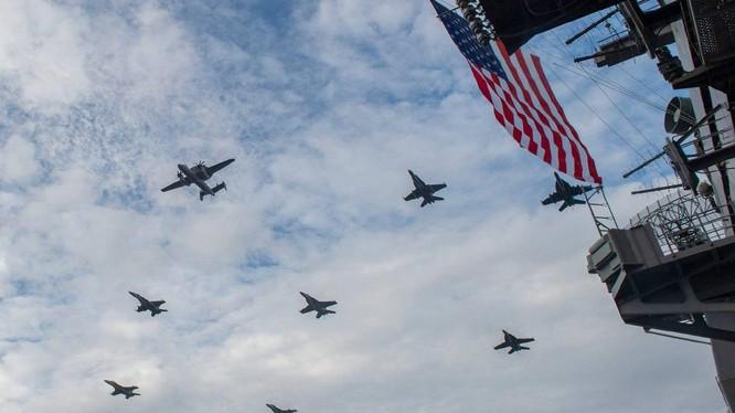 Mỹ vẫn là quốc gia có mức chi tiêu quân sự lớn nhất trong năm 2020 (Ảnh: Dwnews).