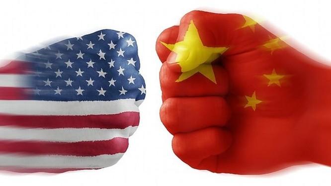 Kết quả thăm dò của Trung tâm nghiên cứu Pew cho thấy gần 90% người Mỹ coi Trung Quốc là đối thủ hoặc kẻ thù (Ảnh: 6do).