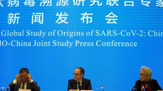 Hơn 1 tháng sau khi WHO kết thúc điều tra về nguồn gốc SARS-CoV-2, các nhà nghiên cứu quốc tế đề nghị điều tra lại mà không có Trung Quốc tham gia (Ảnh: AP).