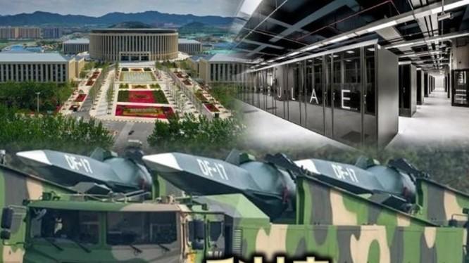 Bộ Thương mại Mỹ quyết định trừng phạt 7 công ty siêu máy tính Trung Quốc do giúp PLA hiện đại hóa quân đội và chế tạo vũ khí siêu thanh...(Ảnh: Đông Phương).