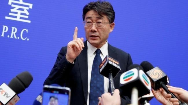 Ông Cao Phúc, Giám đốc CDC Trung Quốc gây nên lùm xùm khi phát biểu về hiệu quả của vaccine do Trung Quốc sản xuất (Ảnh: Reuters).