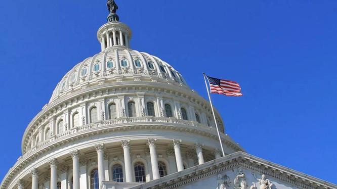 """Ngày 21/4, Ủy ban Đối nghoại Thượng viện Mỹ đã thông qua """"Đạo luật Cạnh tranh Chiến lược năm 2021"""" với số phiếu cao nhằm chống Trung Quốc (Ảnh: RFI)."""