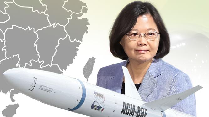 Bất chấp Trung Quốc phản đối, chính quyền của Tổng thống Joe Biden tiếp tục bán vũ khí cho Đài Loan (Ảnh: Storm).