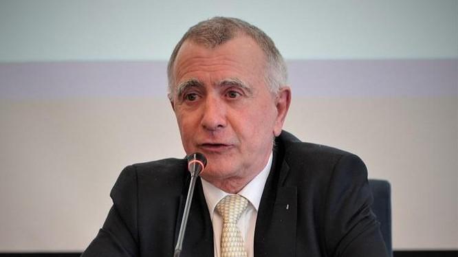 Đại sứ EU tại Trung Quốc Nicolas Chapuis cho rằng quan hệ song phương đã xấu đi và quan điểm bất đồng ngày càng tăng (Ảnh: