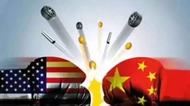Mỹ sẽ tăng them khoản chi răn đe Trung Quốc trong dự toán ngân sách quốc phòng năm 2022 (Ảnh: Deutsche Welle).