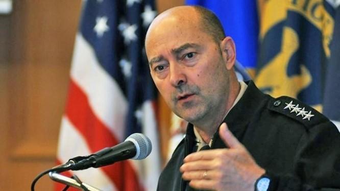 Đô đốc Hải quân Mỹ về hưu James George Stavridis (Ảnh: NATO).