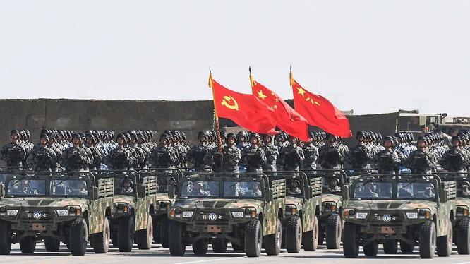 Kể từ năm 2016, Trung Quốc đã thực hiện cải cách quân đội để hiện đại hóa quốc phòng (Ảnh: Getty).