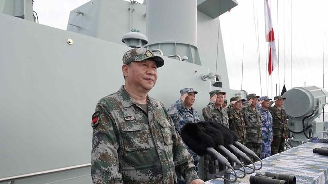 Tình báo Mỹ cho rằng ông Tập Cận Bình chưa muốn sử dụng vũ lực với Đài Loan vì lo phá hủy dây chuyền sản xuất của TSMC (Ảnh: Đa Chiều).