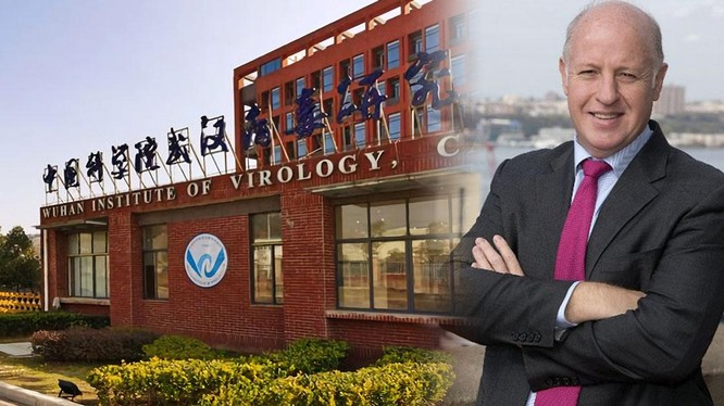 Ông Peter Daszak bị The Lancet xóa tên khỏi Ủy ban COVID-19 vì cáo buộc lẩn tránh điều tra nguồn gốc SARS-CoV-2 (Ảnh: WP).