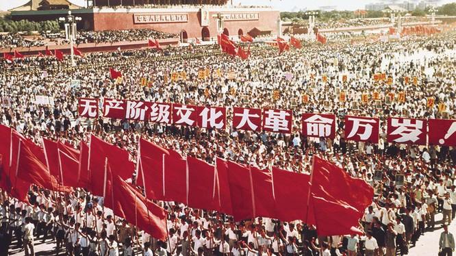 Biên niên đại sự ký phát hành nhân kỉ niệm 100 năm thành lập Đảng Cộng sản Trung Quốc đã sửa đổi quan điểm về Cách mạng Văn hóa so với Biên niên Đại sự ký phát hành năm 2011 (Ảnh: VCG).