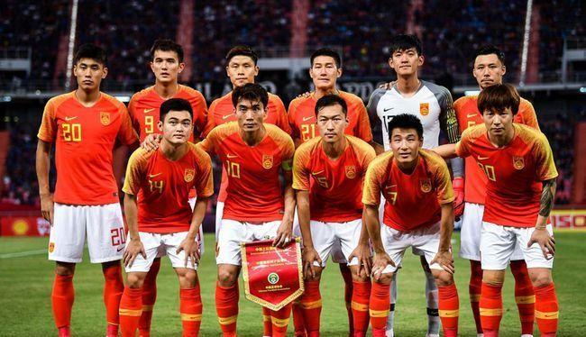 Đội tuyển Trung Quốc - đối thủ được trông chờ của tuyển Việt Nam tại vòng loại thứ 3 World Cup 2021 (Ảnh: Sohu).