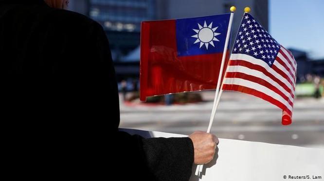 Dưới thời ông Joe Biden, quan hệ Mỹ và Đài Loan đang ngày càng gần gũi và gắn bó hơn (Ảnh: Reuters).