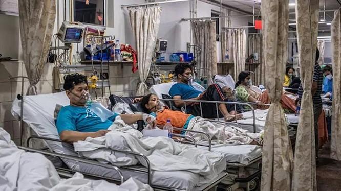 Số ca nhiễm COVID-19 ở Ấn Độ từ đầu tháng 8 đang tăng trở lại (Ảnh: PTI).