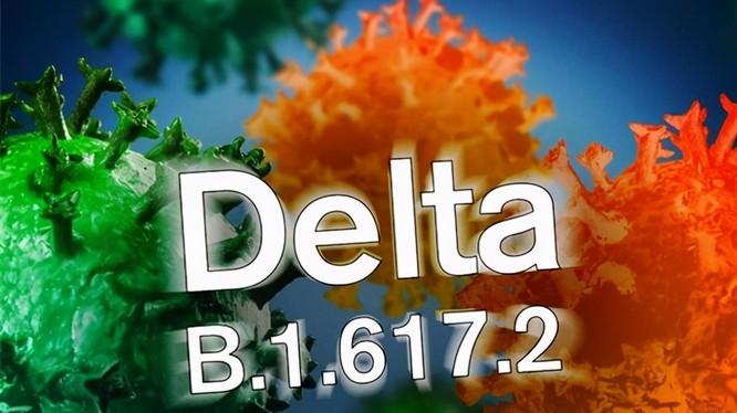 Biến chủng Delta đang lây lan khắp thế giới gây nên làn sóng dịch mới tại nhiều quốc gia (Ảnh: sohu).