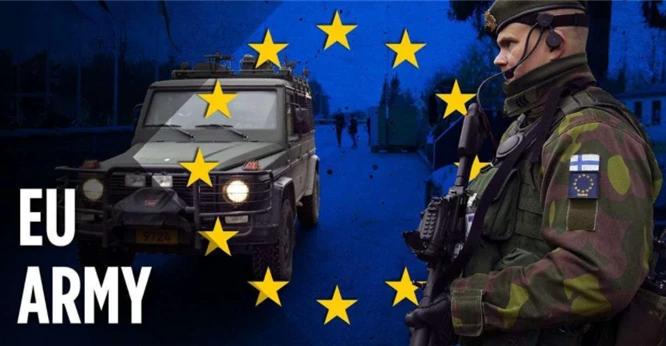 Ngày càng có nhiều nước trong Liên minh châu Âu muốn lập lực lượng quân sự riêng để thoát phụ thuộc vào Mỹ và NATO (Ảnh: QQ).