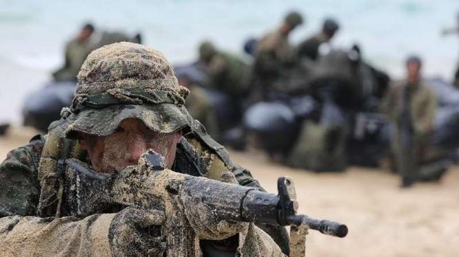 Lục quân Nhật sẽ tiến hành tập trận lớn chưa từng thấy 28 năm qua từ ngày 15/9 tới (Ảnh: BQP Nhật).