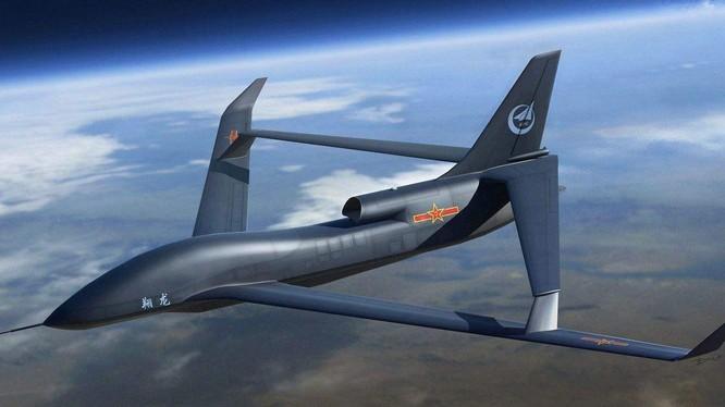 UAV bí ẩn Xianglong WZ-9 của Trung Quốc sẽ lần đầu tiên được trình làng ở Chu Hải (Ảnh: Dwnews).