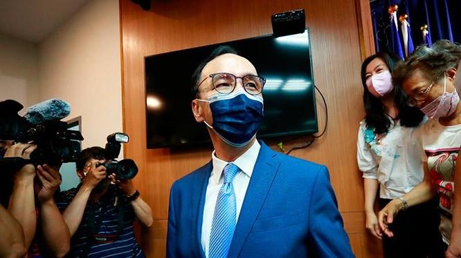Mặc dù chiến thắng trong cuộc bầu cử Chủ tịch KMT, nhưng ông Chu Lập Luân đang đối mặt với những thử thách cam go (Ảnh: VCG).