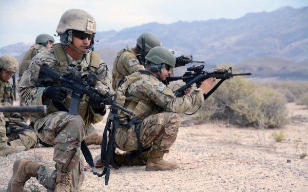 Lính Mỹ có mặt ở Đài Loan đang là một vấn đề gây tranh cãi trên quốc tế (Ảnh: ETtoday).