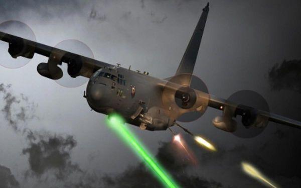 """Với hệ thống vũ khí laser sắp được lắp đặt, """"pháo hạm trên không"""" AC-130J sẽ trở nên đáng sợ hơn (Ảnh: Sohu)."""