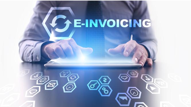 Ảnh: E-invoicing
