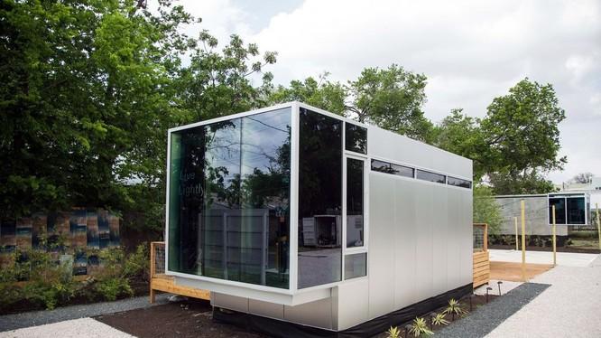 Ngôi nhà thông minh Kasita tại Austin, Mỹ. Nguồn: Kasita