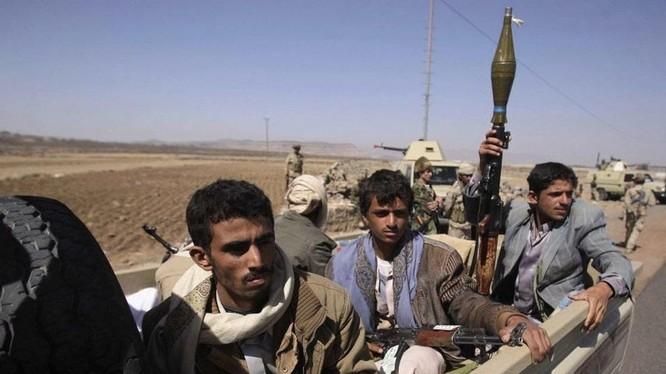 Quân Houthi cực kỳ thiện chiến. Nguồn: SaudianNews