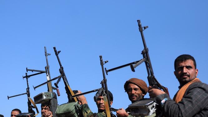 Phiến quân Houthi vô cùng thiện chiến. Nguồn: AMN