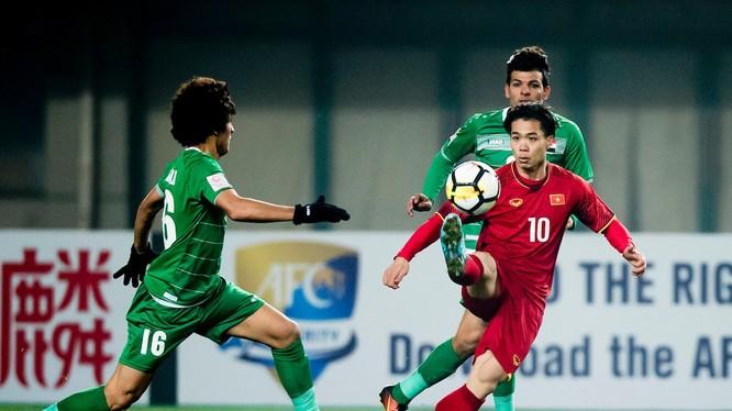 Đội tuyển U-23 Việt Nam đã làm nên lịch sử tại giải đấu năm nay