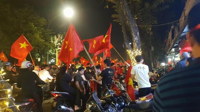 Đội tuyển U23 Việt Nam đã thắp lên giấc mơ vô đich giải trẻ Châu Á lần đầu tiên trong lịch sử cho người hâm mộ