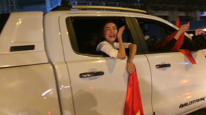 Người hâm mộ đã có một đêm không ngủ với đội tuyển U-23 Việt Nam