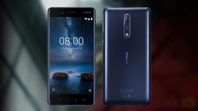 Hàng loạt mẫu smartphone Nokia sẽ đổ bộ tại MWC 2018. Nguồn: Gizmochina