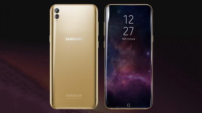 Samsung sẽ ra mắt Galaxy S9/S9 Plus vào ngày 25/2/2018. Nguồn: Samsung Magazine