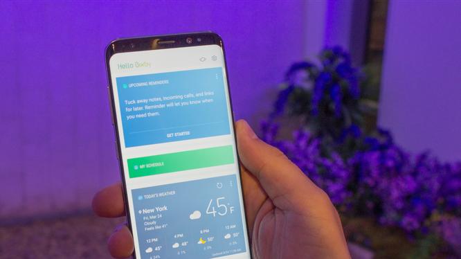 Galaxy S9/S9+ gây ấn tương lớn tại MWC 2018 bởi nhiều tính năng hấp dẫn. Nguồn: Business Insider