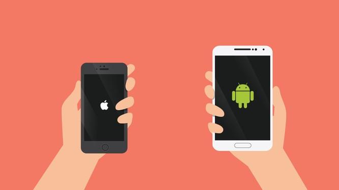Android hiện tại đã an toàn không kém iOS. ảnh: TechSchaff