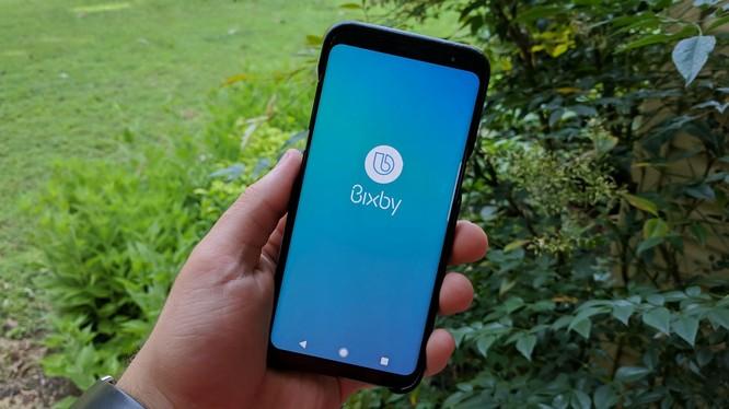 Phím Bixby là chi tiết không được đánh giá cao trên Galaxy S9/S9+. Nguồn: Wccftech