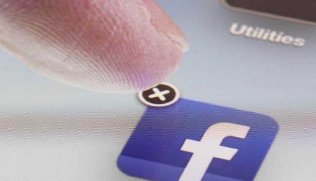 Phong trào #DeleteFacebook lan rộng trên toàn thế giới. Nguồn: News