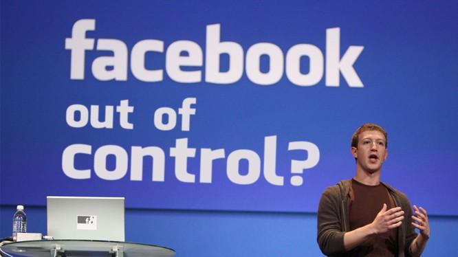 Tổng giám đốc điều hành Mark Zuckerberg vẫn chưa xuất hiện kể từ sau vụ bê bối rò rỉ thông tin của Facebook. Nguồn: nowtheendbeggins